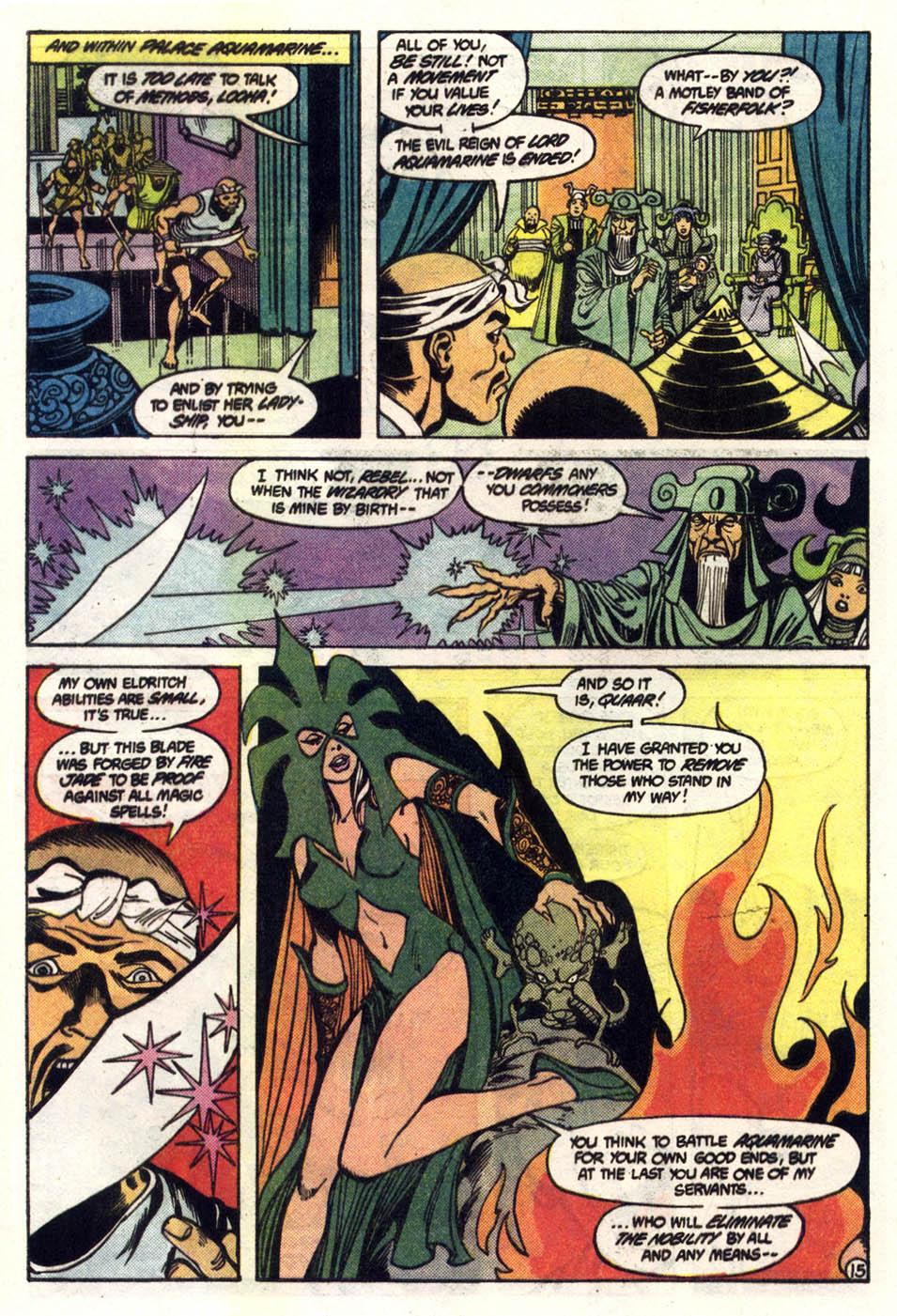 Read online Amethyst (1985) comic -  Issue #2 - 16