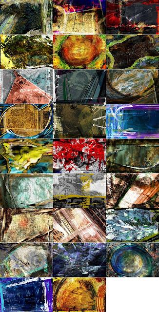 Абстрактные Фотошоп-текстуры Скачать
