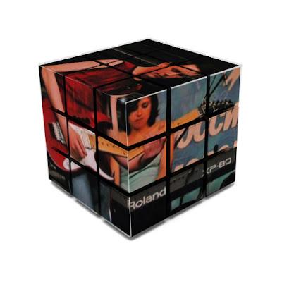 Создание куба из изображения в Фотошопе