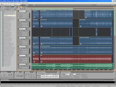 Adobe Audition 3.0 Как удалить голос из песни,сделать минусовку