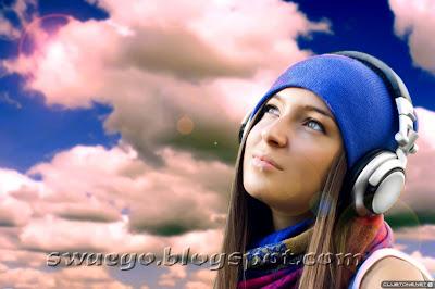 Винтажное небо в Фотошопе