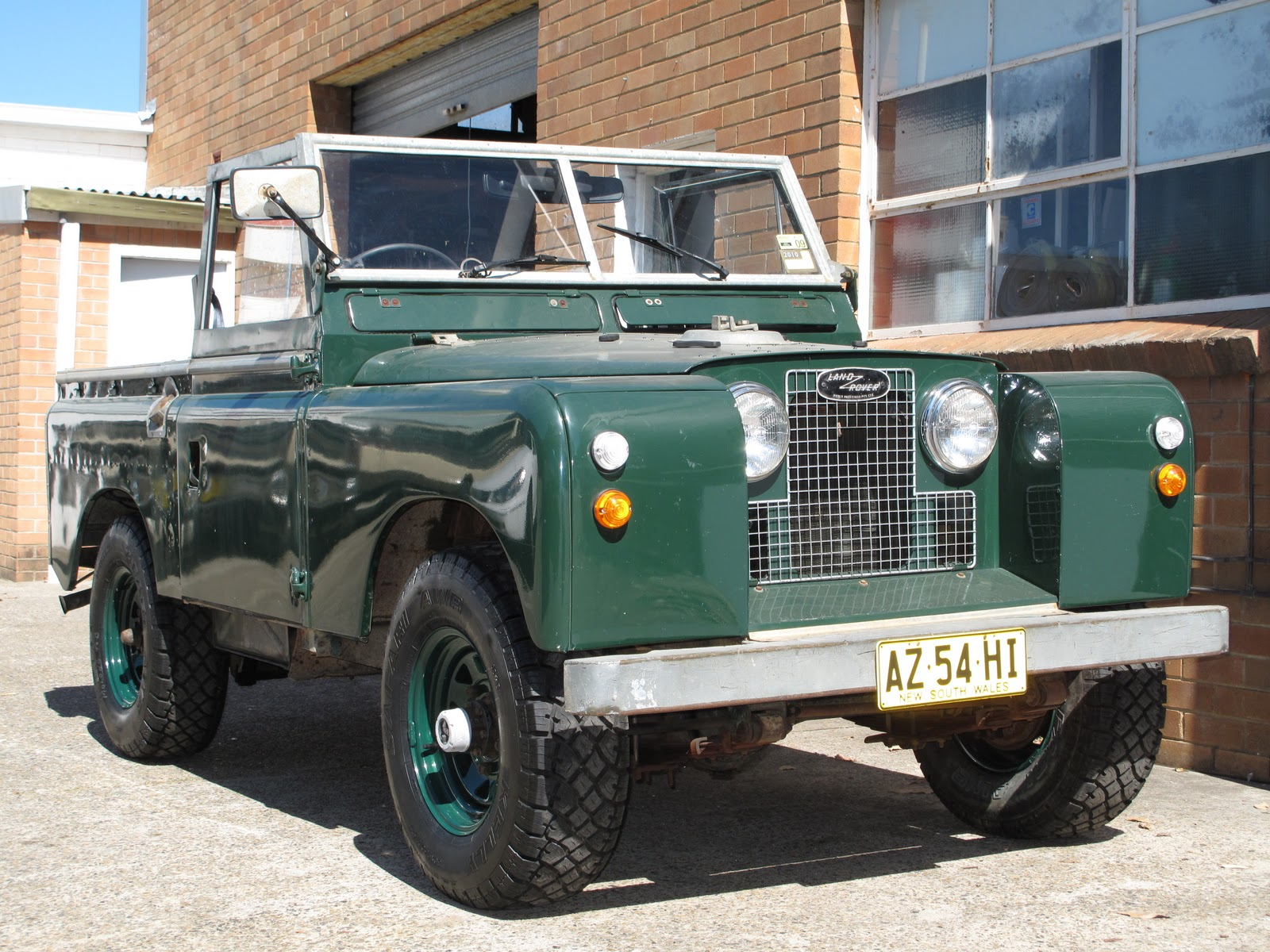 whatever s cool with you Legendary Land Rover