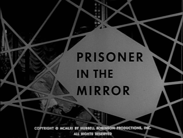A Thriller a Day   : The Prisoner in the Mirror: Season 1 Episode 34
