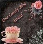 Thank You So Much To Lori For This Wonderful Blog Award!