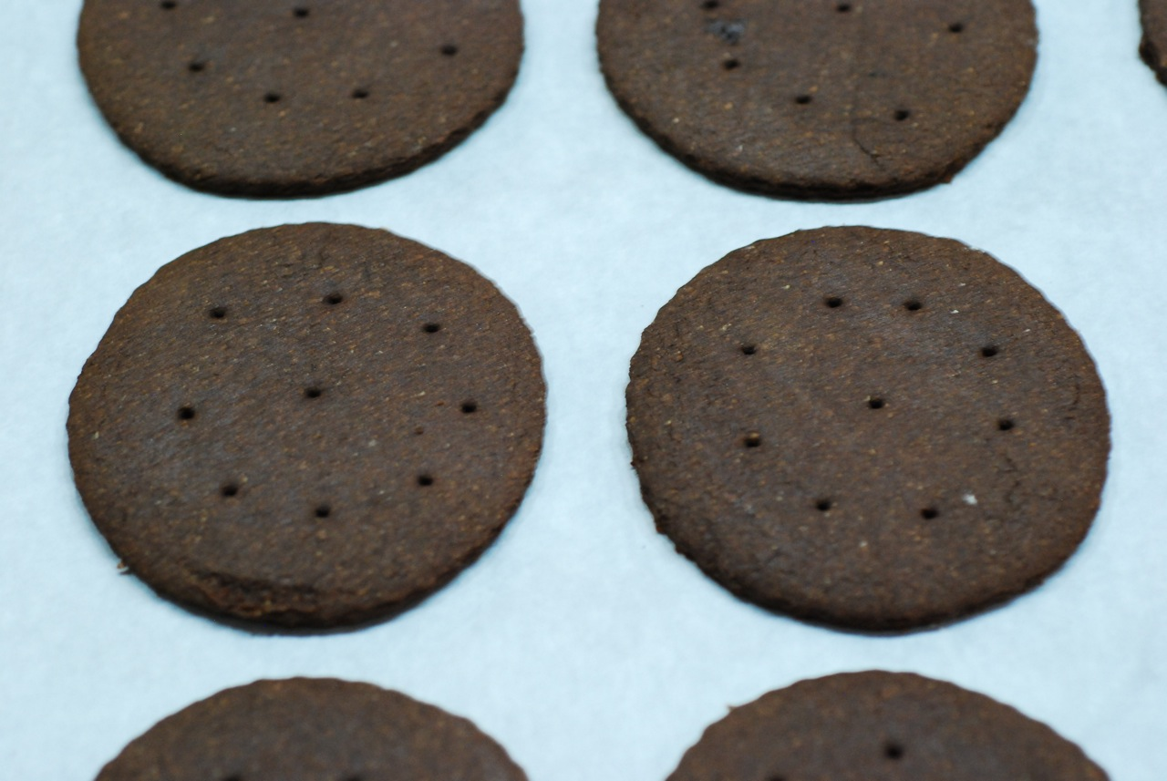 Chocolate Graham Crackers Recipe Dishmaps