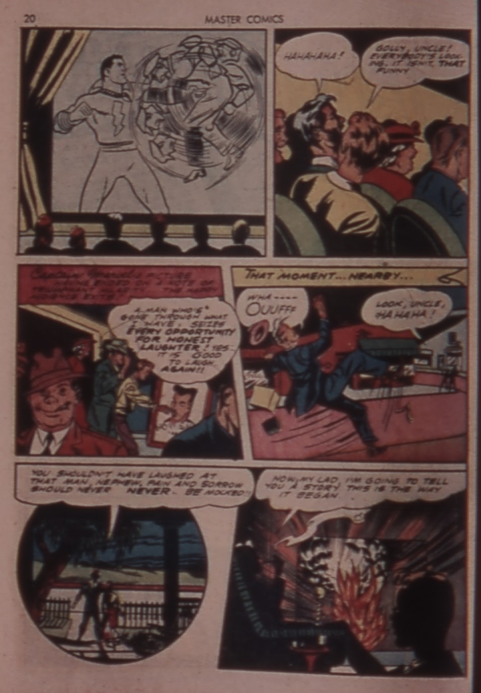 Master Comics issue 30 - Page 20