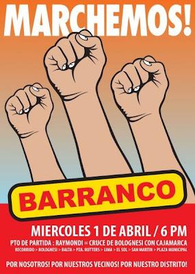 Marchemos Barranco