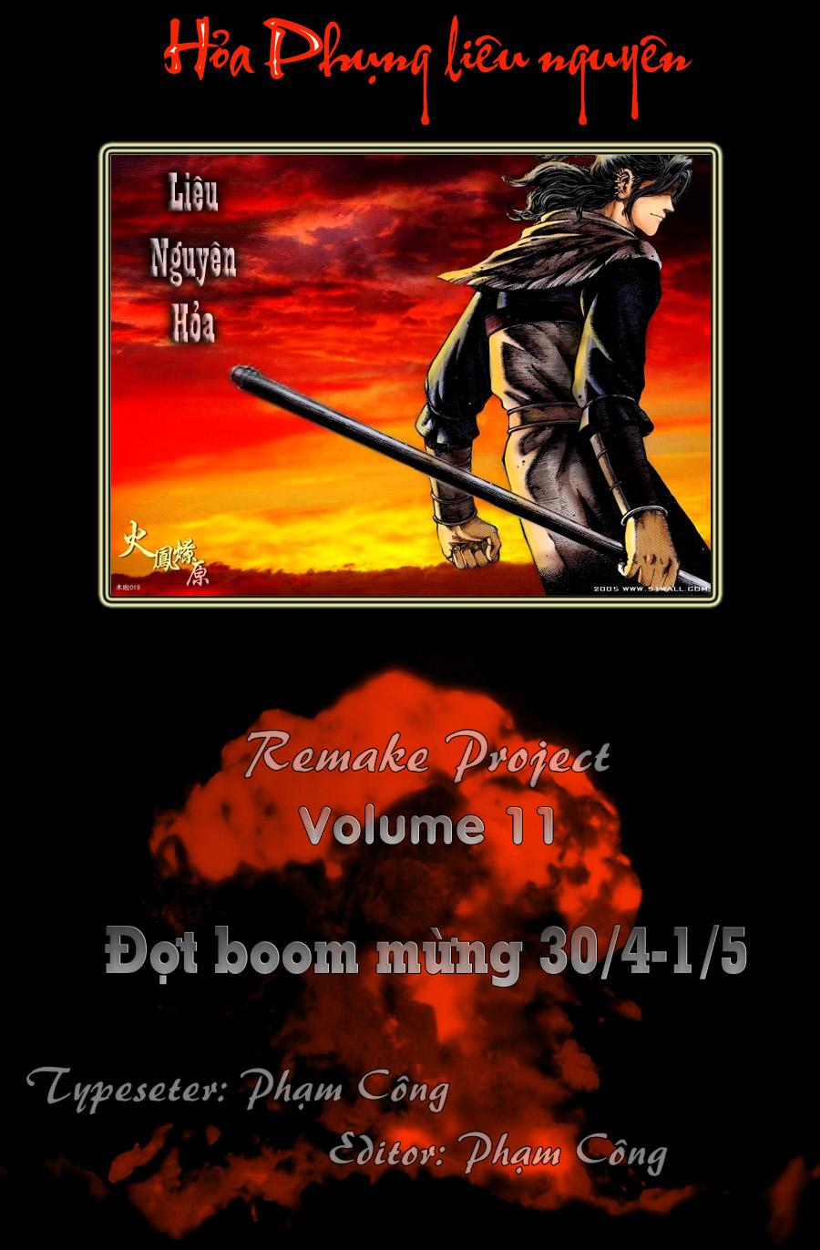 Hỏa Phụng Liêu Nguyên tập 92 - 1