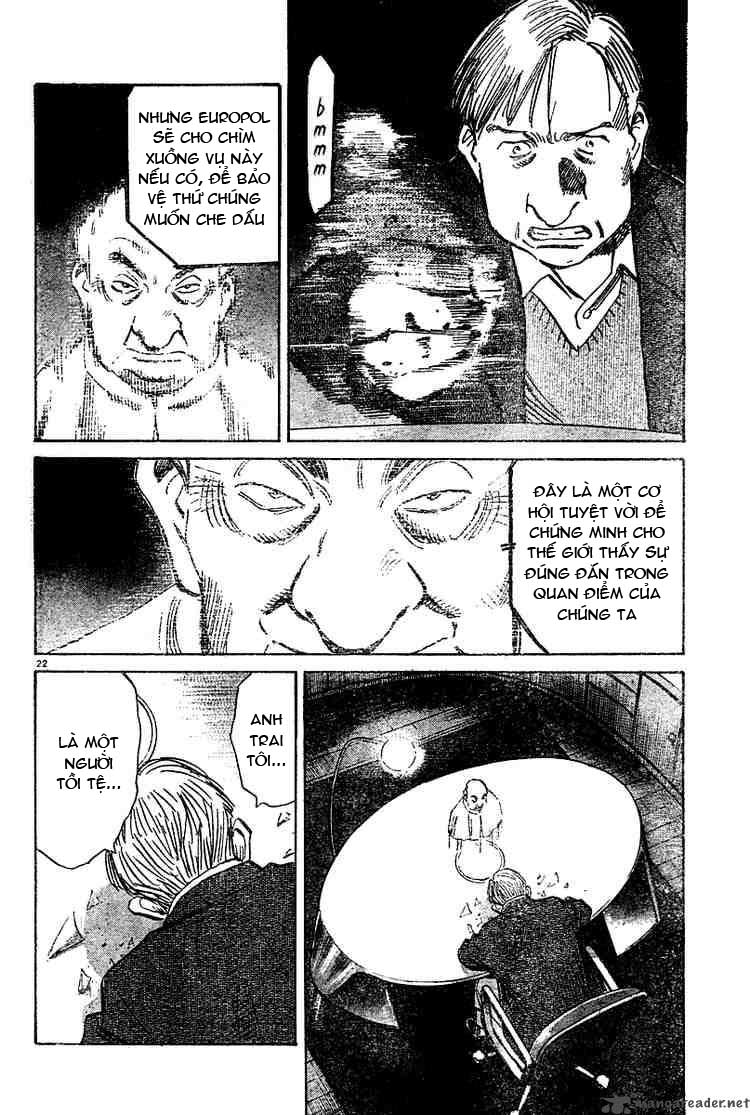 Pluto chapter 18 trang 23
