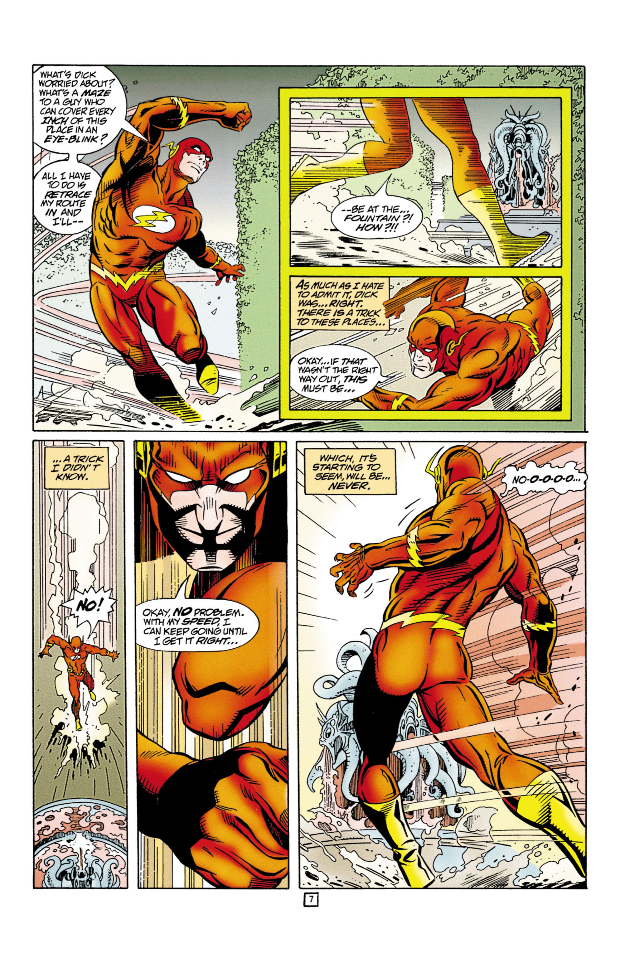 Read online Flash Plus comic -  Issue # Full - 8