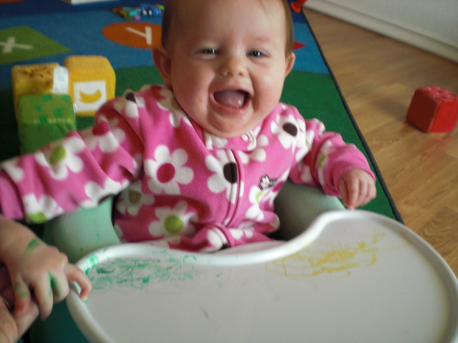 Parenting With Research Art With Babies