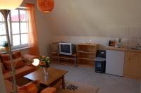 Preiswerte und gemütliche Ferienwohnung in Travemünde mit Badewanne für 4-6 Personen