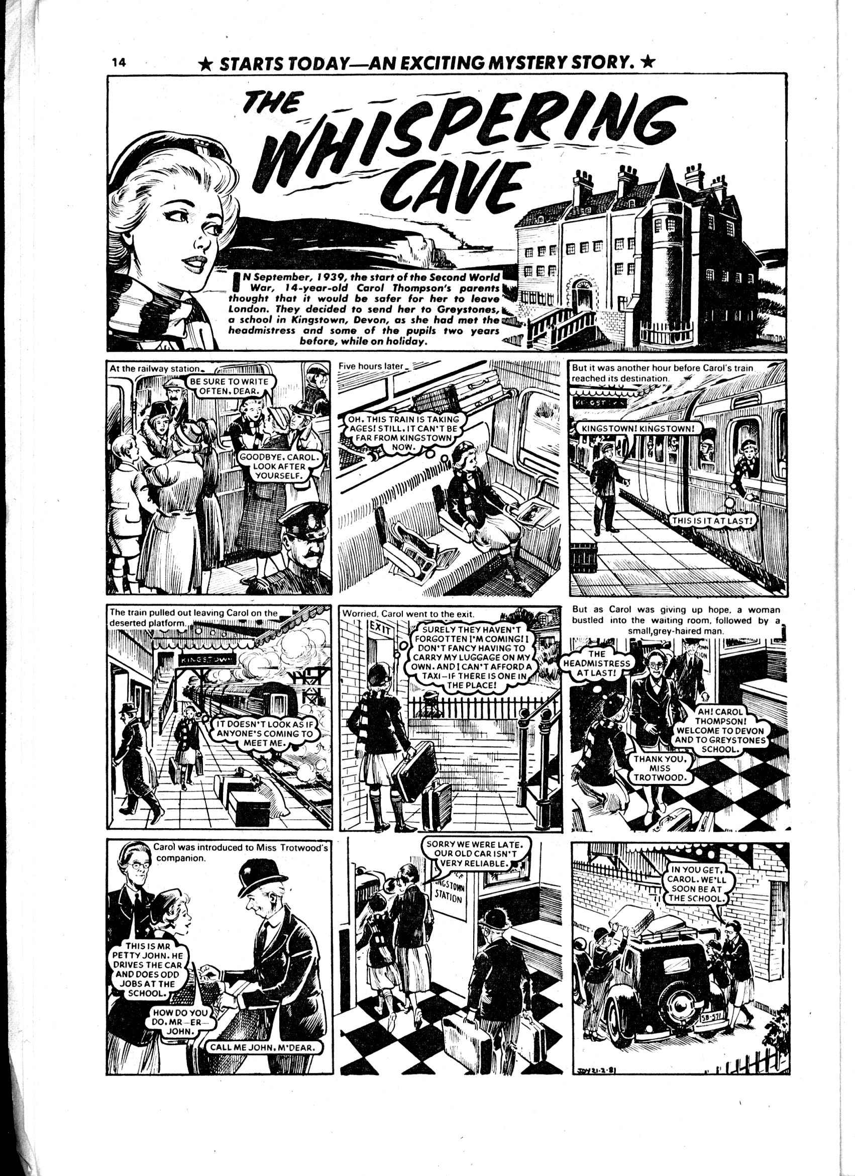 Read online Judy comic -  Issue #1102 - 14