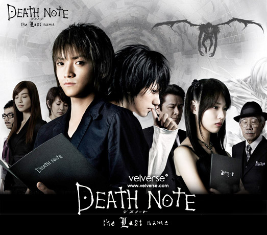 Anime World: Death Note Animation Full Story Character And
