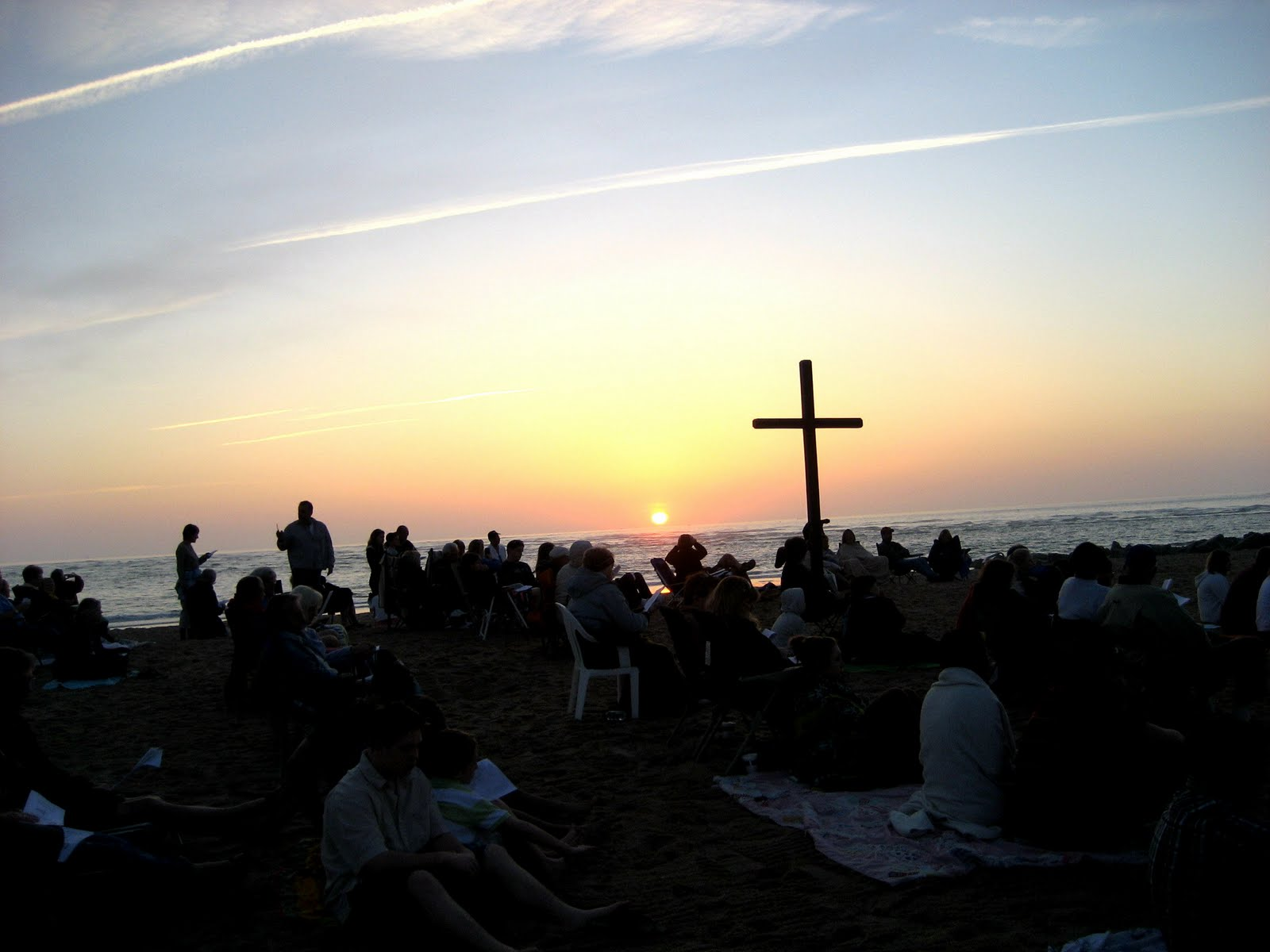 Easter Sunrise Service Jacksonville Beach The Best Beaches In