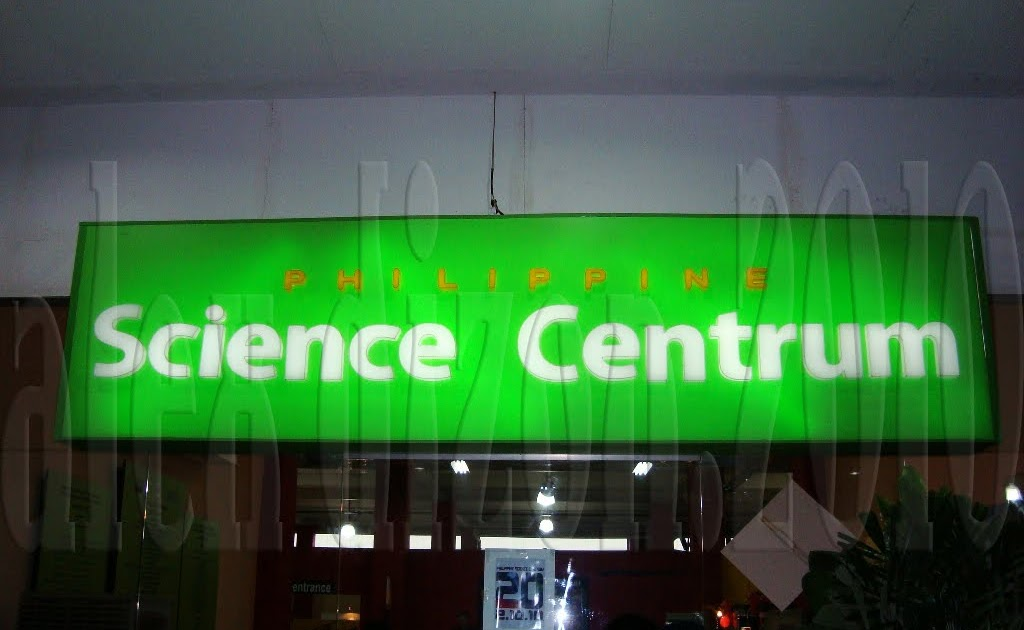 The 20th Year of Philippine Science Centrum - Recycle Bin of