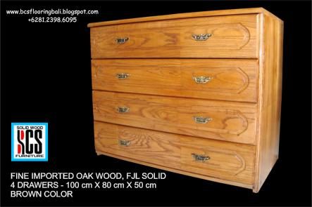 Furniture - 4 Drawers