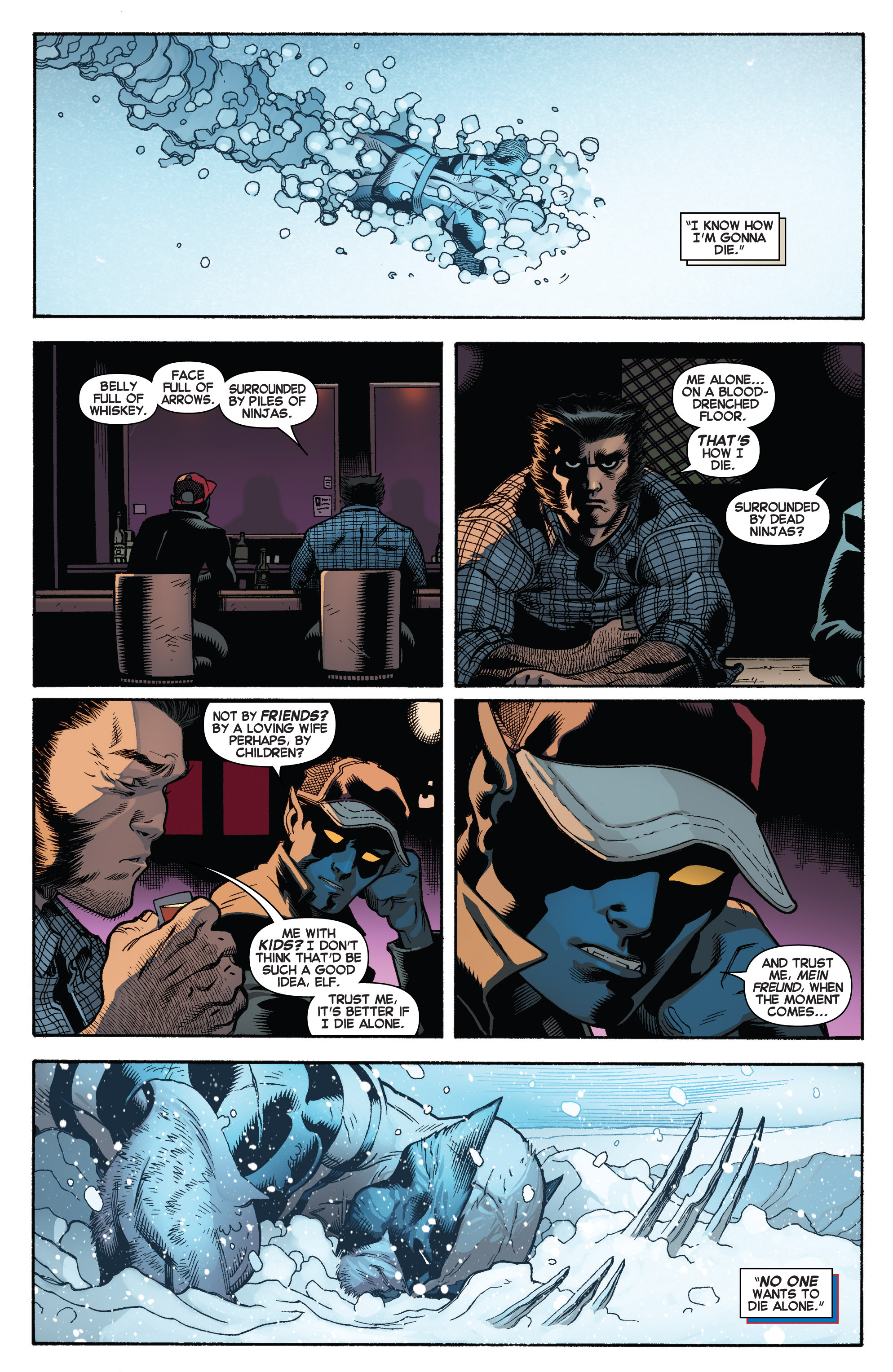 Read online Amazing X-Men (2014) comic -  Issue #4 - 18