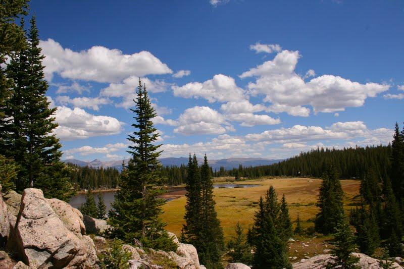 Colorado Lifestyle Native Lake Hike