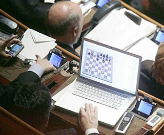Chess in Senat