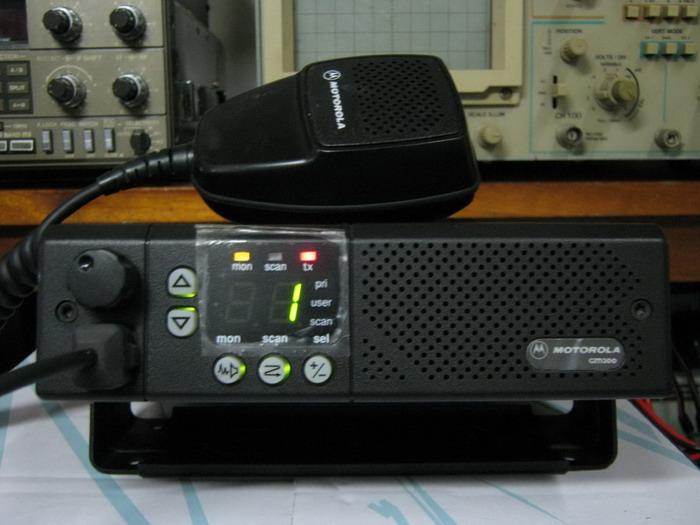 Fantastyczny Motorola Gm300 manual BV83