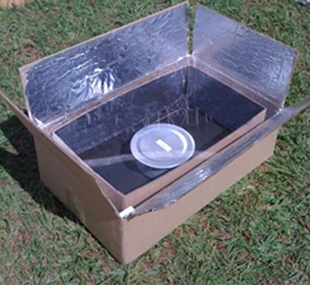 CALENTAMIENTO GLOBAL como hacer un horno solar casero