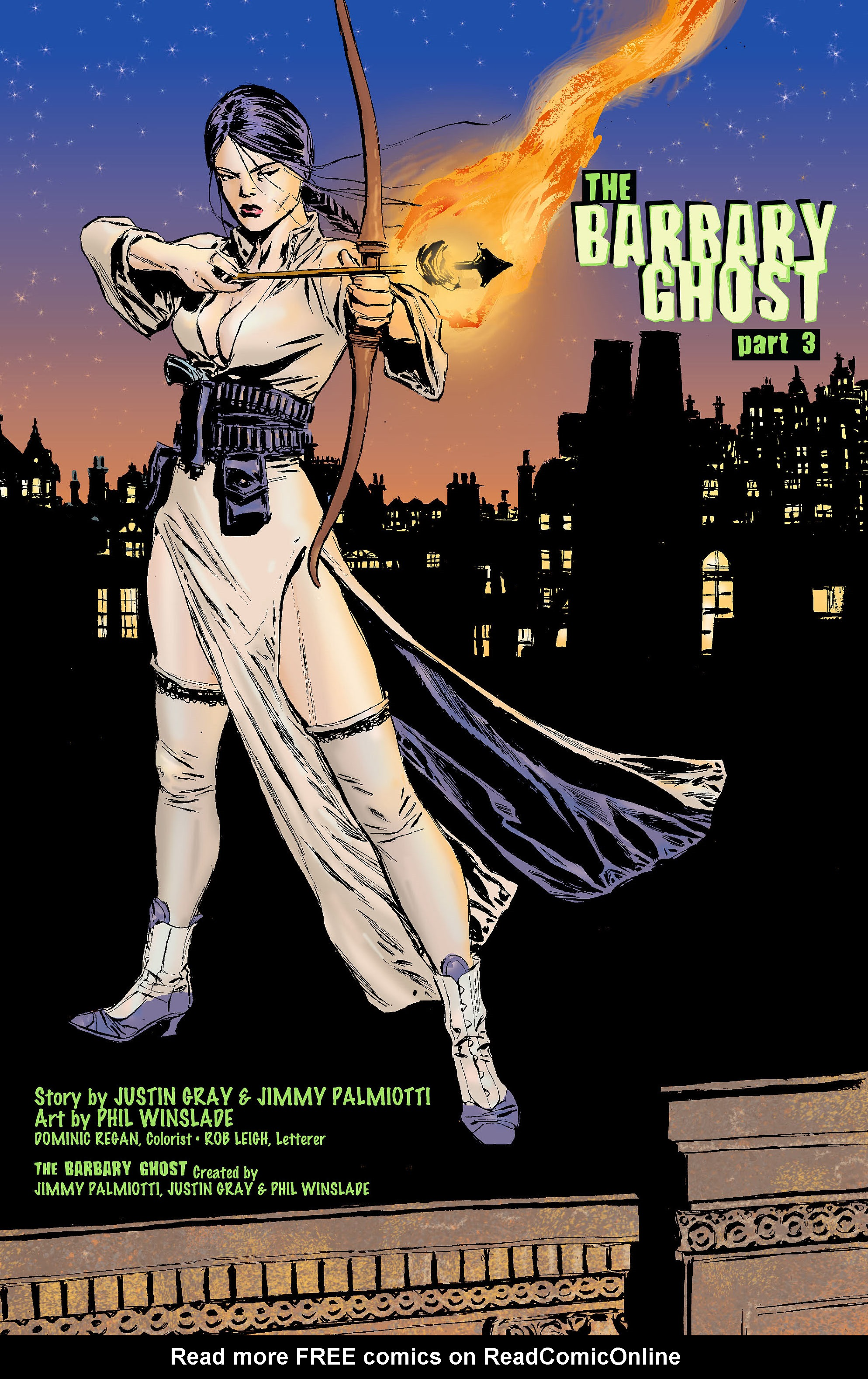 Read online All-Star Western (2011) comic -  Issue #6 - 23