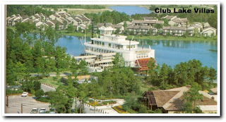 Lake Buena Vista Resort Community Club Villas and Empress Lilly