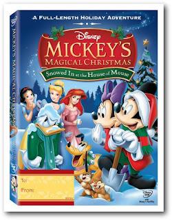 Mickeys Magical Christmas.Dvd Review Mickey S Magical Christmas Imaginerding