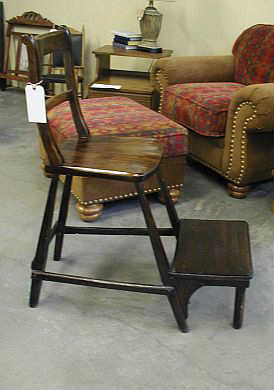 Consign Of The Times Antique Gout Chair
