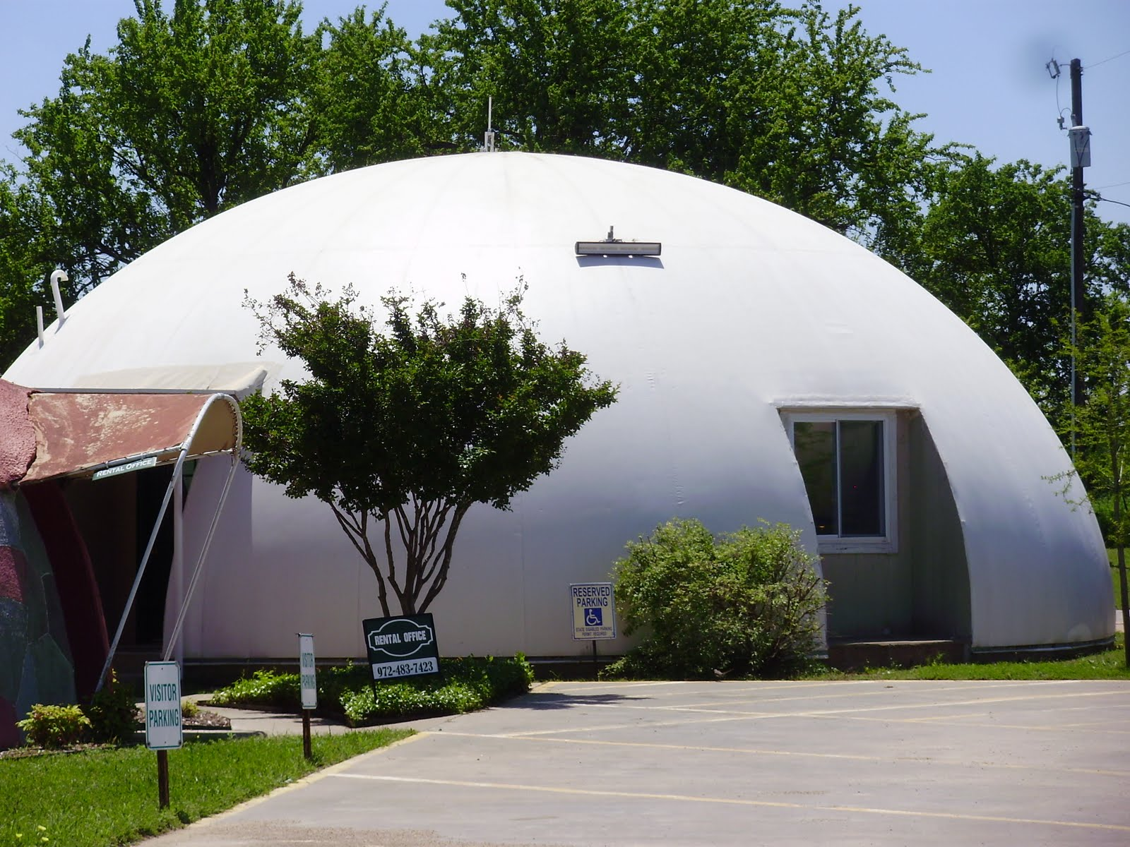 Dome Home Design Ideas: Life At 55 Mph: Monolithic Dome Institute In Italy, Texas