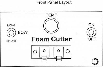 Electronics Circuit Application: Foam Cutting Power Supply