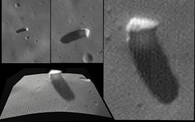 Page F30: Buzz Aldrin and the monolith on Mars' moon Phobos