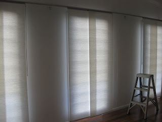 Assembled Ikea Panel Curtains It Is A PAIN I Can Honestly Say Between Midday Today And 4pm Getting These Up Was The ONLY Thing Achieved