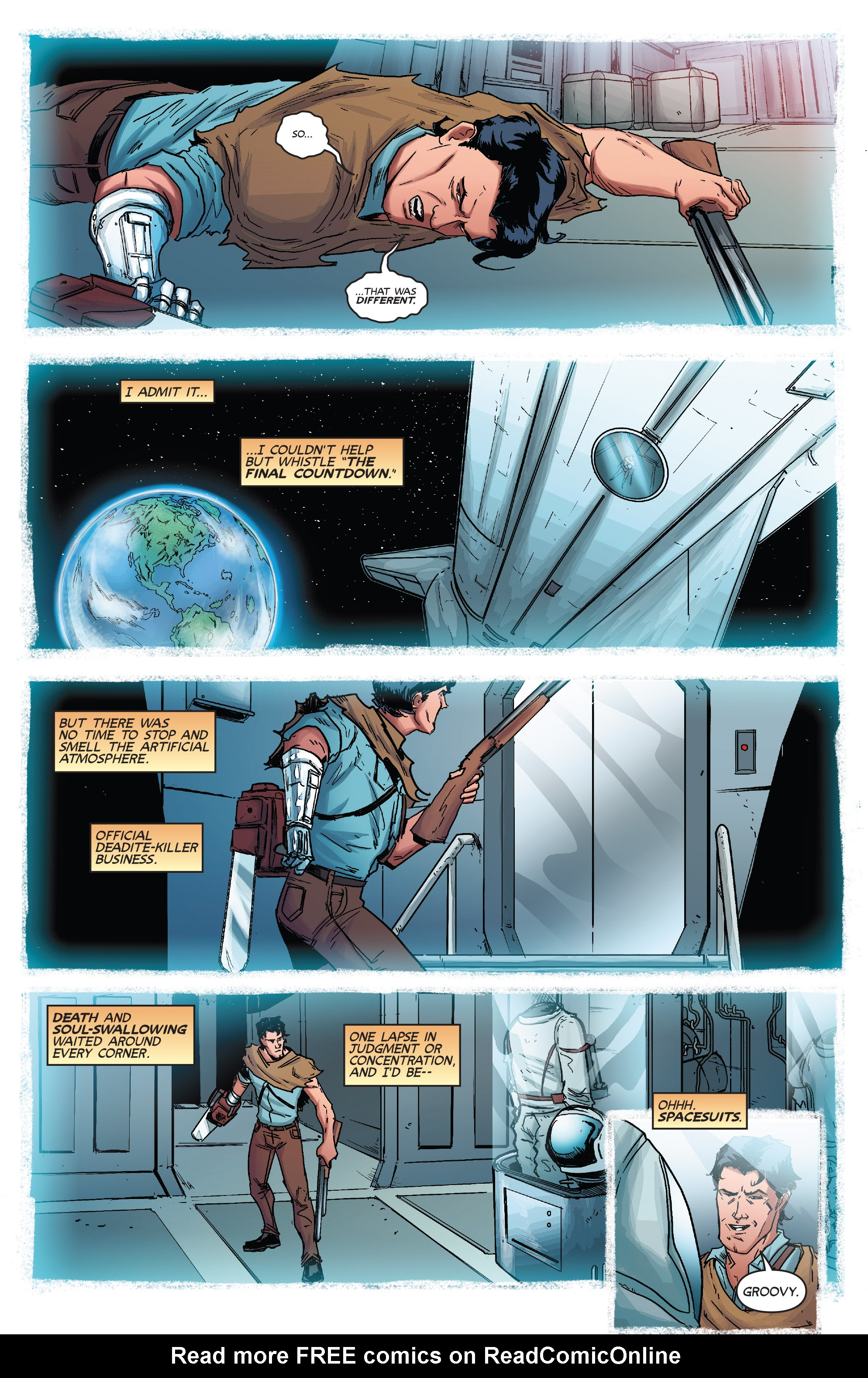 Read online Army of Darkness (2014) comic -  Issue #1 - 10