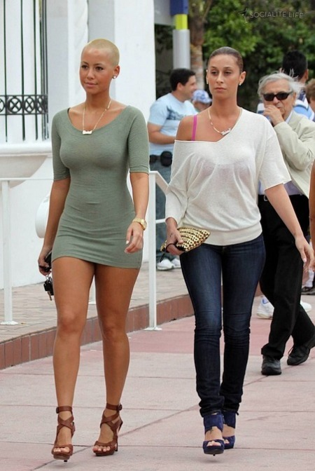 inside my head my newest obsession ms amber rose and
