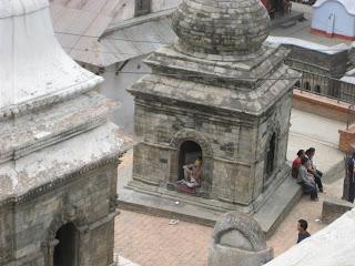 Saddhu at Pashupatinath Temple, Kathmandu