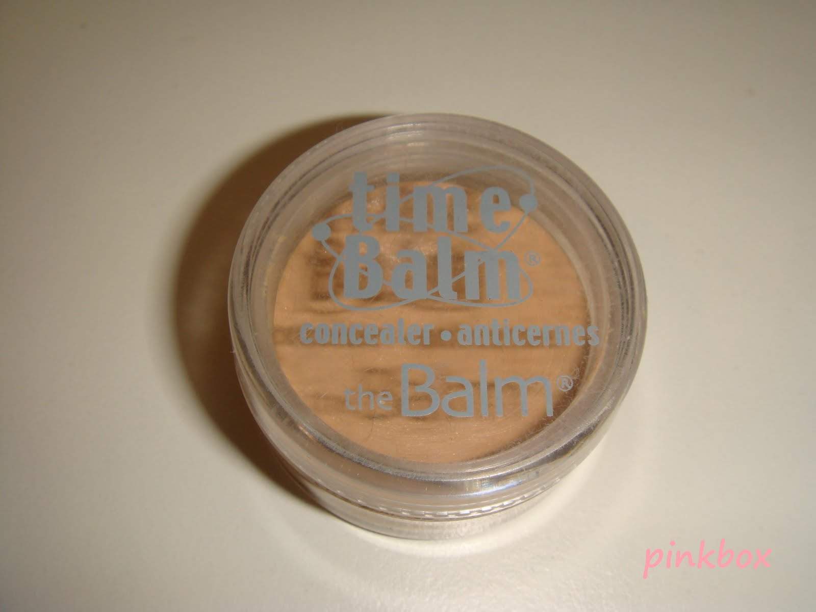 Pinkbox Makeup Holy Grail Wednesdays Thebalm S Time