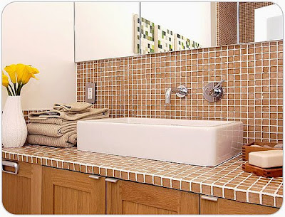 Bathroom Design on Bathroom Design Tile Wood