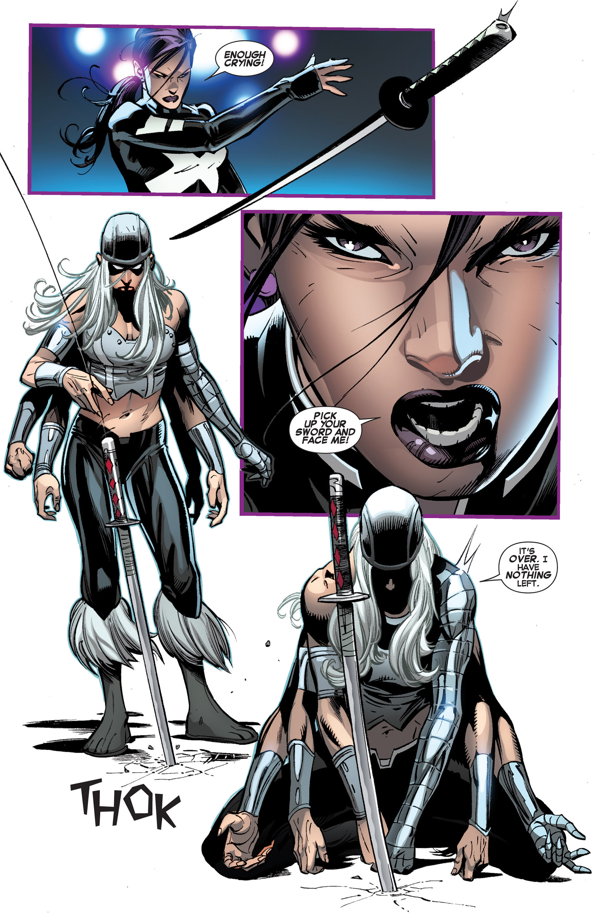 Read online Uncanny X-Force (2013) comic -  Issue #4 - 17