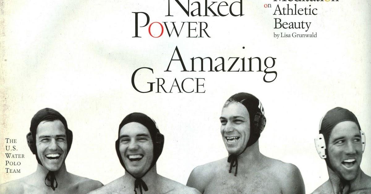 Naked Power Amazing Grace 38