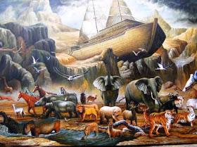 Dari Mana Datangnya Air yang Menyebabkan Banjir Nabi Nuh?