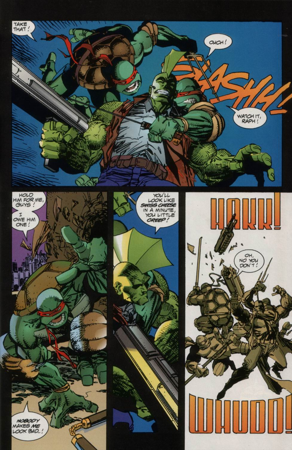 The Savage Dragon (1993) Issue #2 #4 - English 8