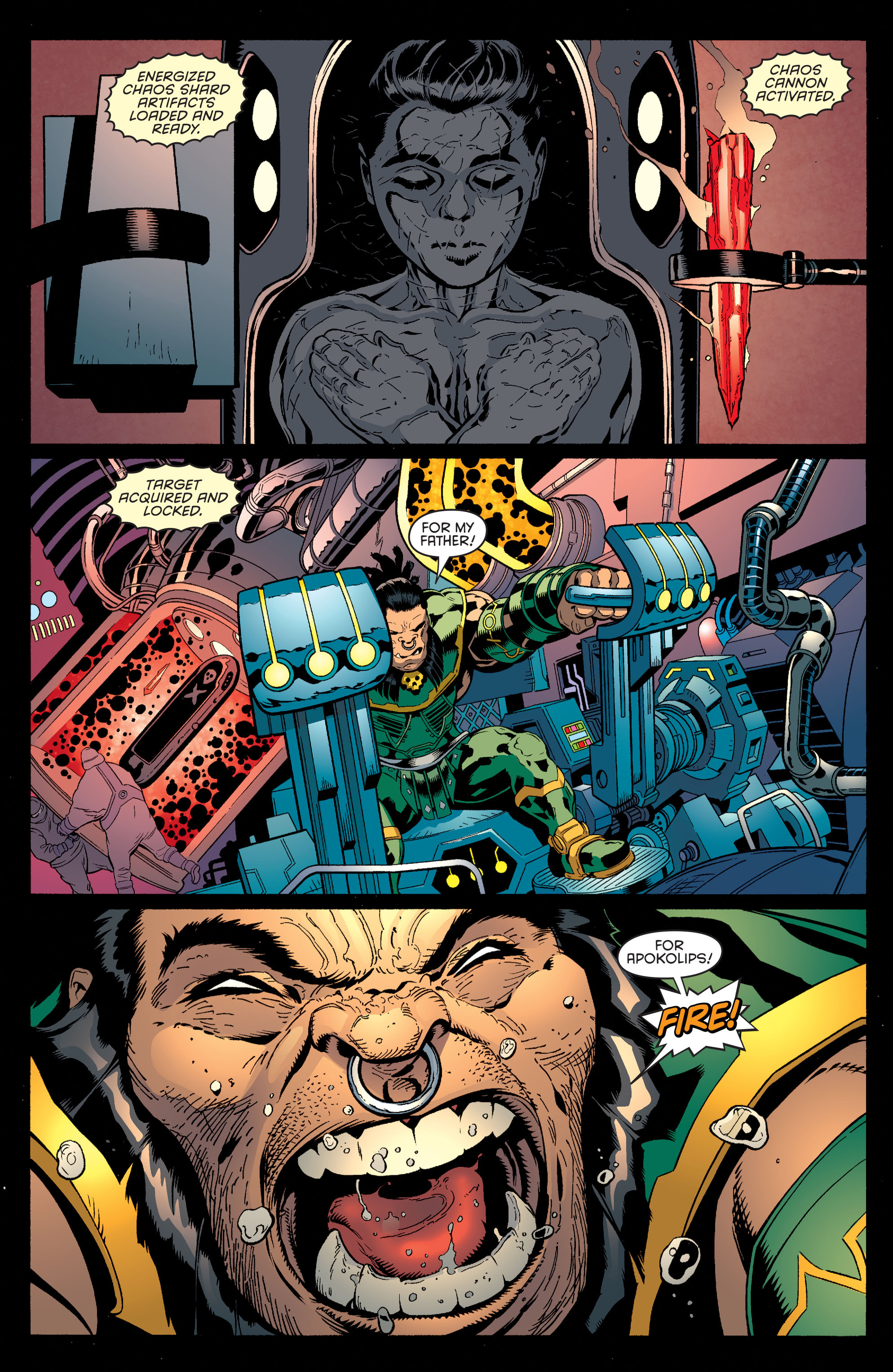Read online Batman and Robin (2011) comic -  Issue #35 - 20