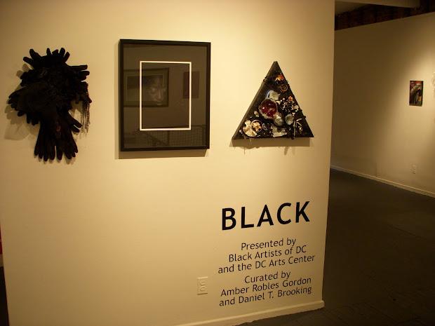 Black Art Project Black. Exhibit
