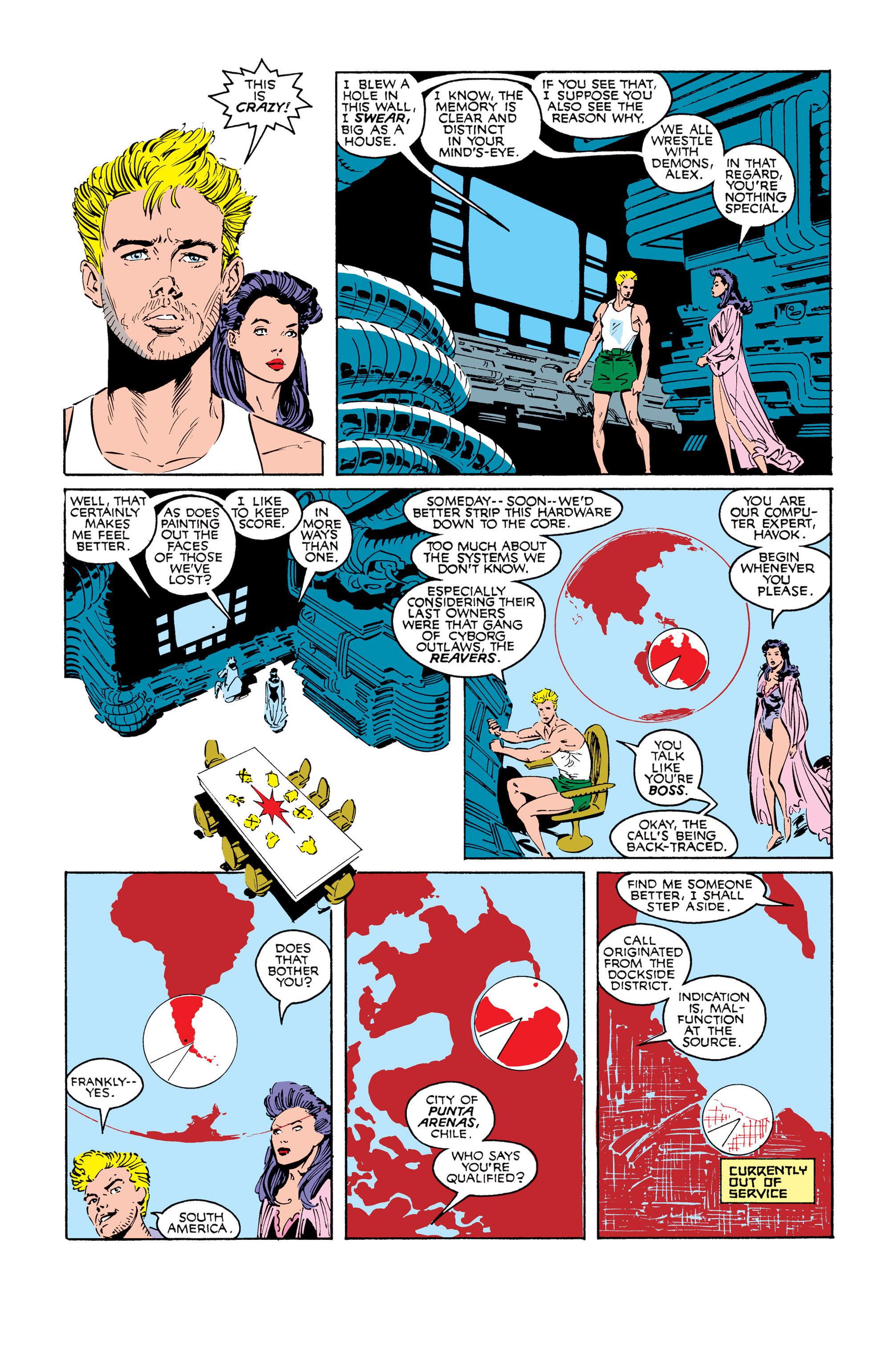 Read online Uncanny X-Men (1963) comic -  Issue #249 - 12