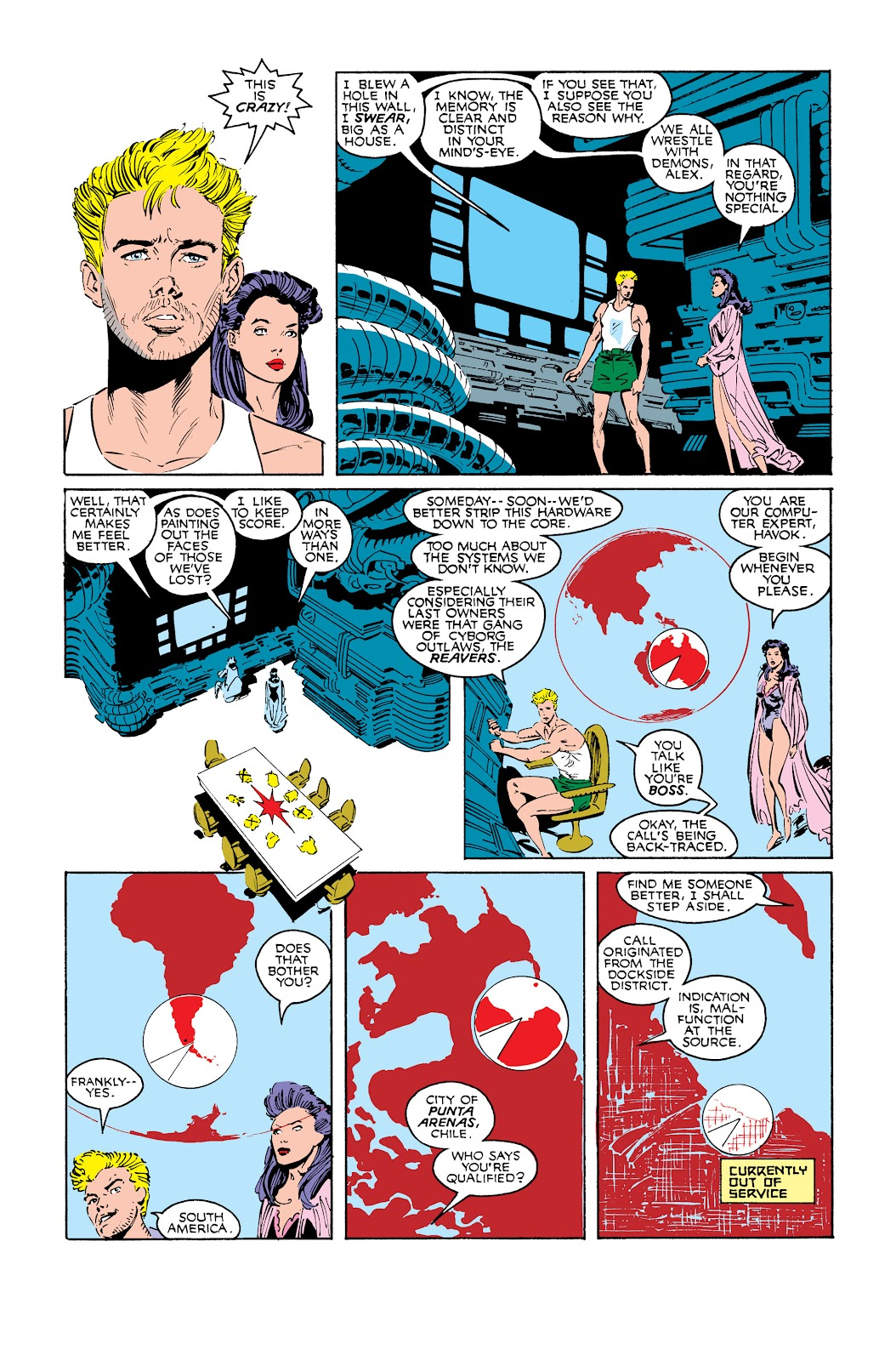 Uncanny X-Men (1963) issue 249 - Page 12