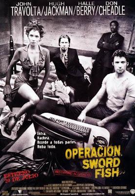 Operación Swordfish (2001) | DVDRip Latino HD Mega