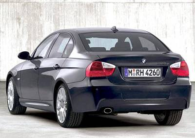 auto review bmw 320si. Black Bedroom Furniture Sets. Home Design Ideas