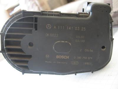 Bad Throttle Position Sensor? - Page 2 - MBWorld org Forums